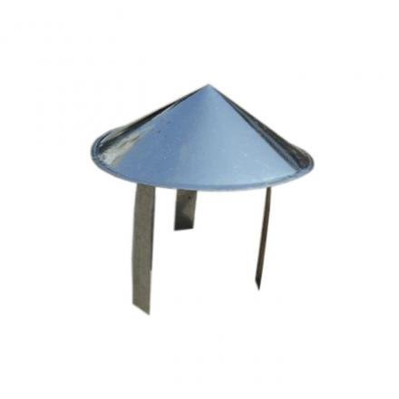 Galvanized mushroom waterproof roof vent