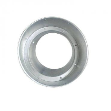 High quality double spinning aluminium parts