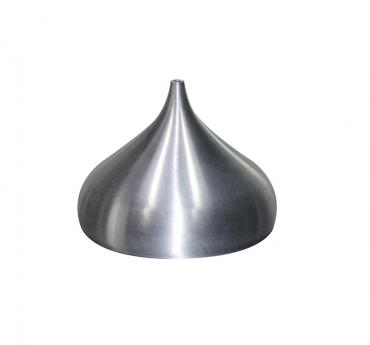 Factory priced industrial anodized aluminum lampshade