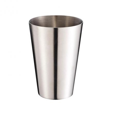 High end household stainless steel beer cup