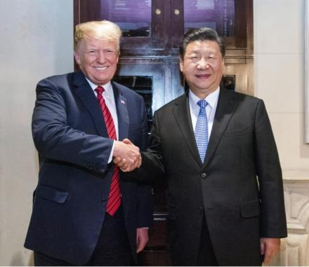 Xi, Trump agree to ease trade tensions